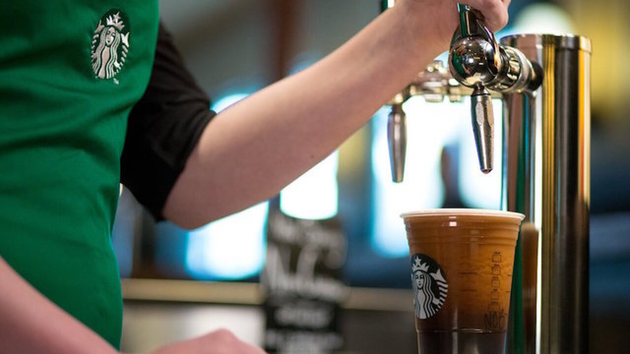 Starbucks is going to sell Nitro at all its US stores