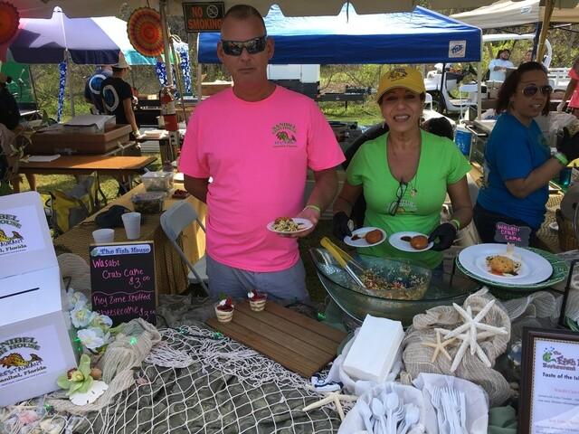 GALLERY: Fox 4 joins community at Taste of the Islands Sanibel