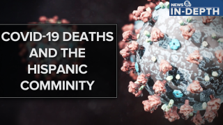 In-Depth: Study shows Hispanic COVID deaths disproportionately high