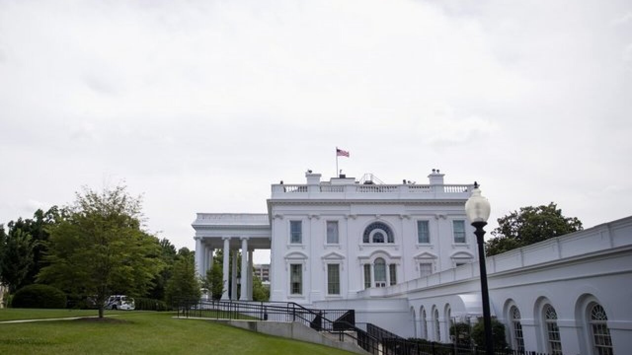 Cellphone surveillance detected near the White House, DHS says