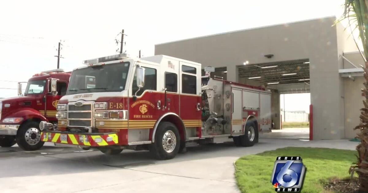 Local firefighter tests negative for COVID-19
