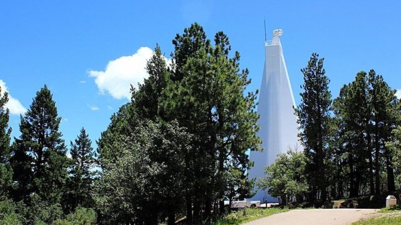 Mysterious 'security issue' forces New Mexico solar observatory to be evacuated
