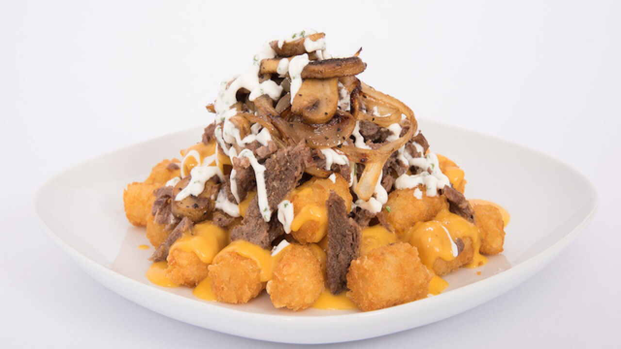 STEAK AND ALE TOTS! D-backs release new '18 menu