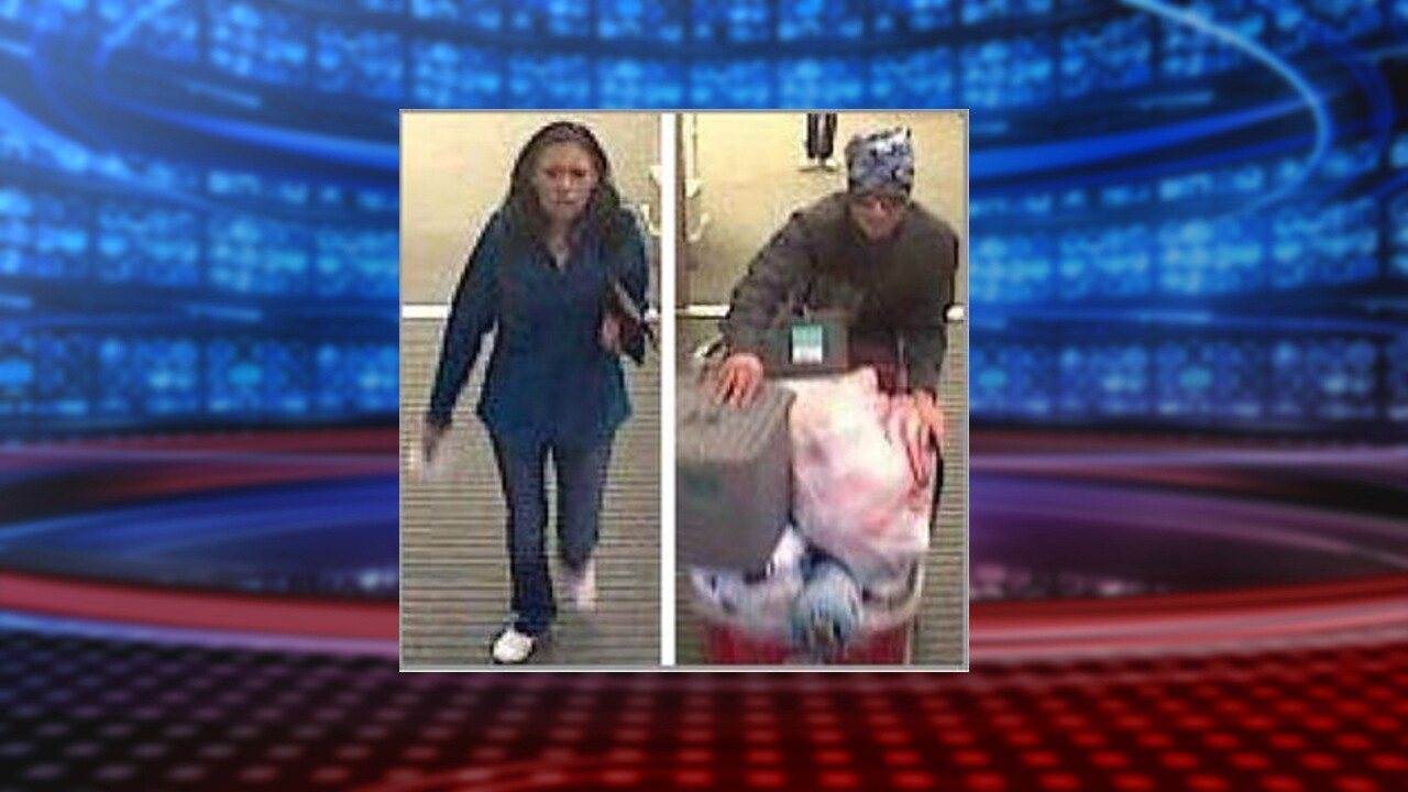 SLC Police seek suspects in home burglary and credit card theft
