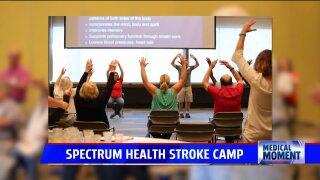 Spectrum Health StrokeCamp