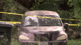Body found in abandoned vehicle on city's westside
