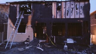 Five people found dead after Denver house fire