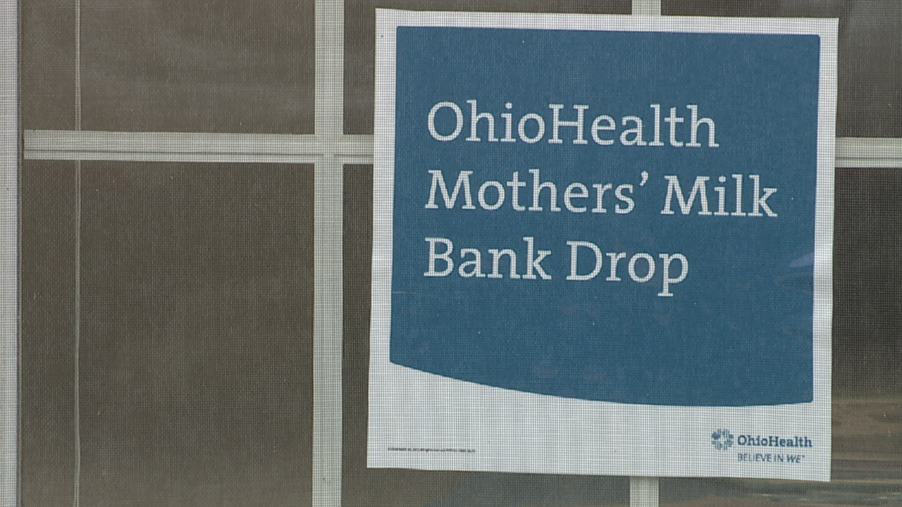 "OhioHealth opens first ever ""milk drop"" in northeast Ohio"