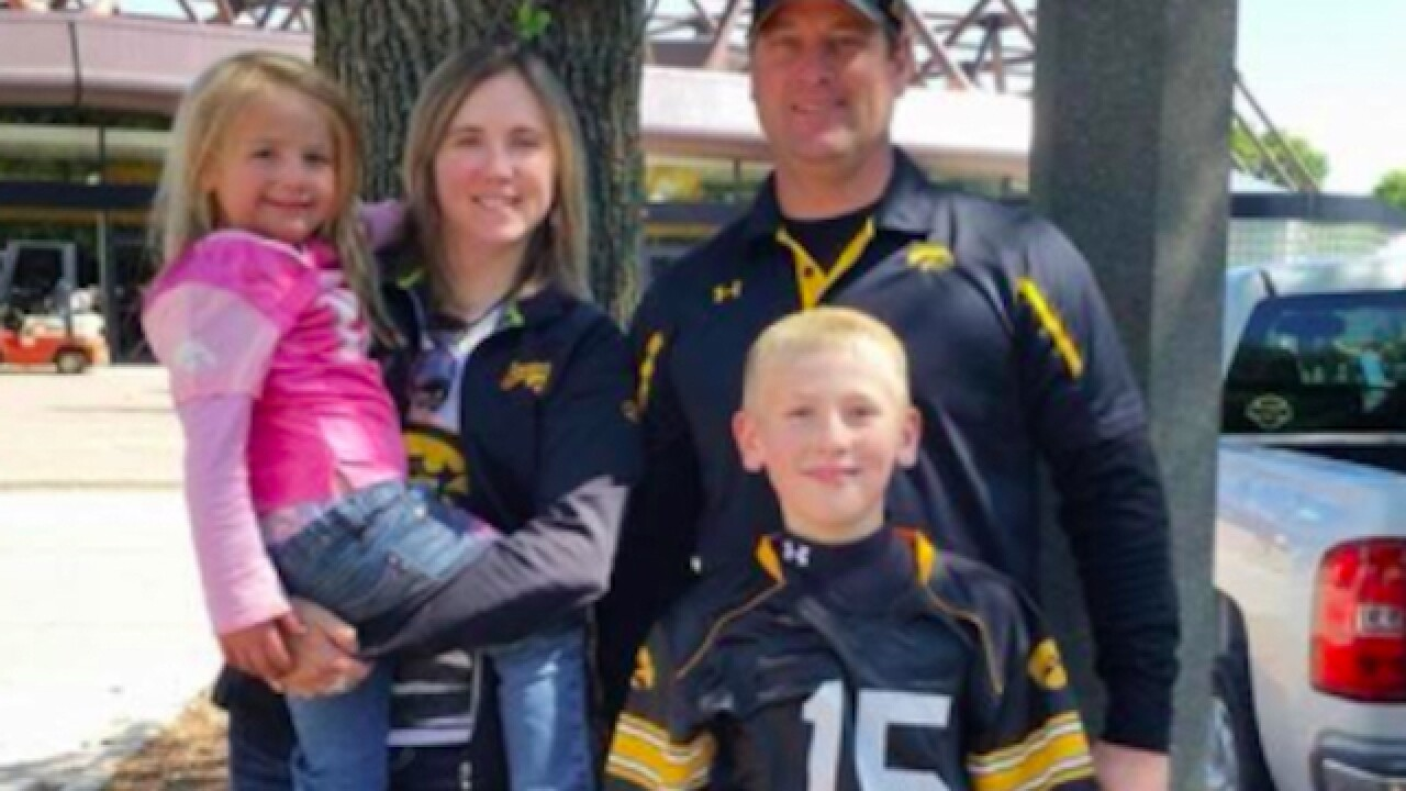 Toxic gases blamed for Iowa family's deaths in Mexico