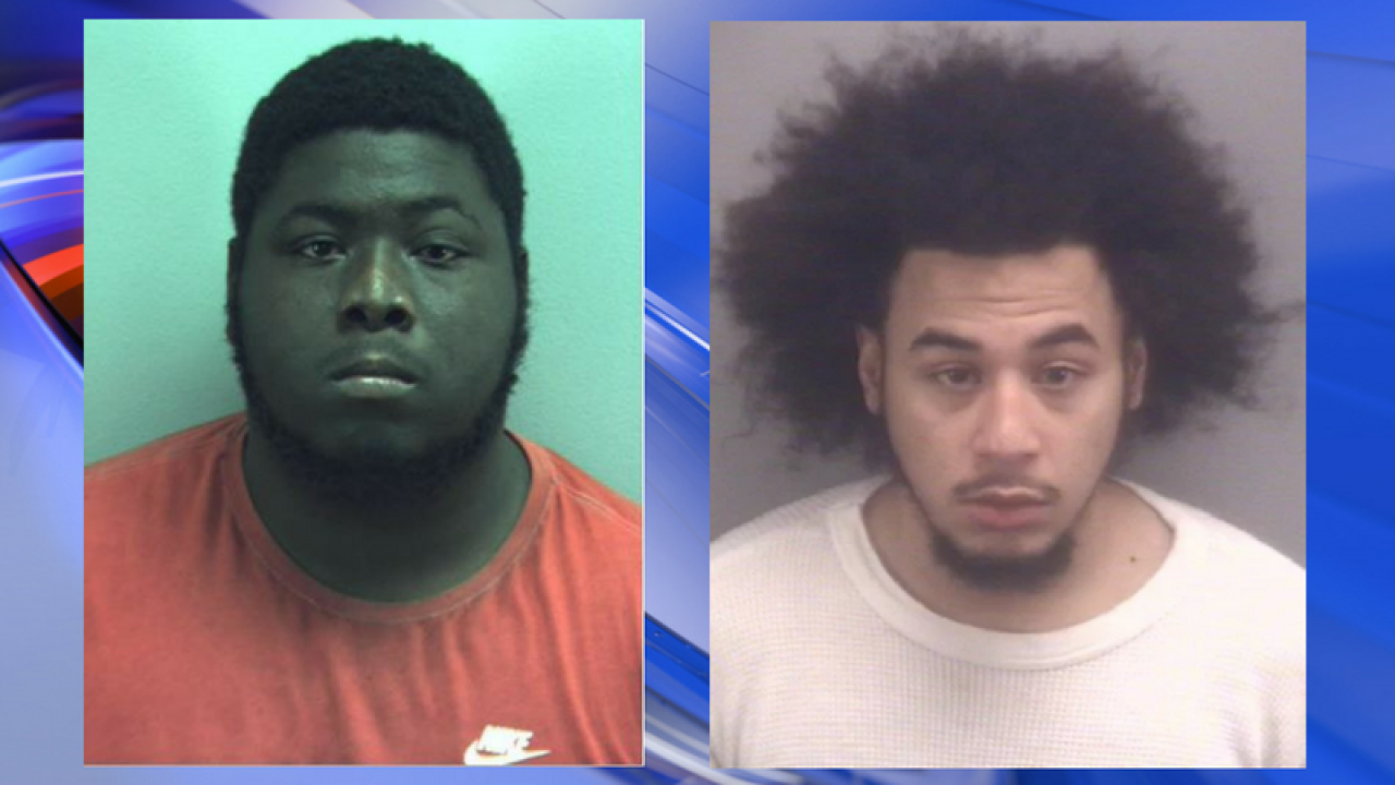 Two arrested in connection with Virginia Beach homicide