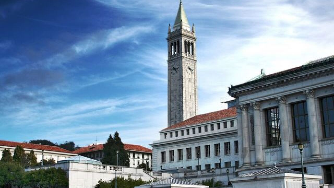 UC Berkeley employee arrested, suspected in at least 10 rape cases