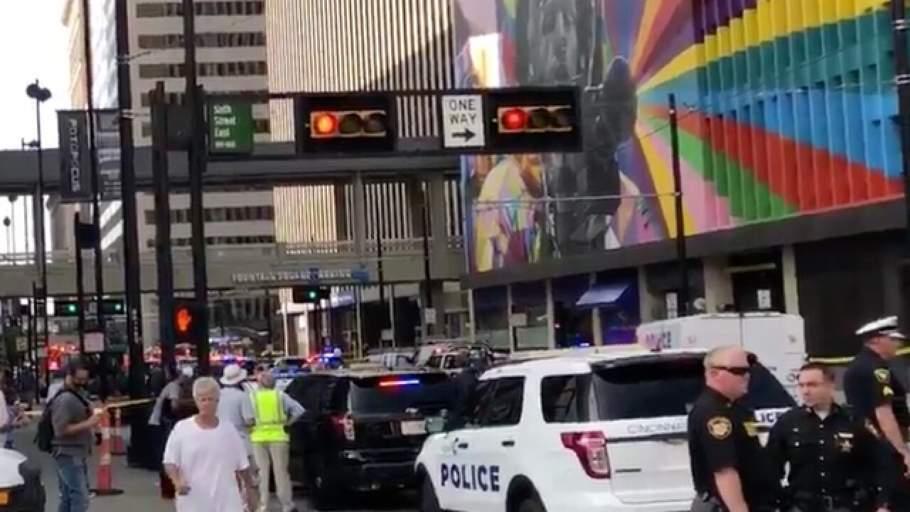 Everything we know about the Downtown Cincinnati shooting
