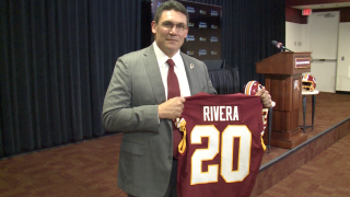 Redskins don't walk, but rather 'Ron' into their 2020 reboot