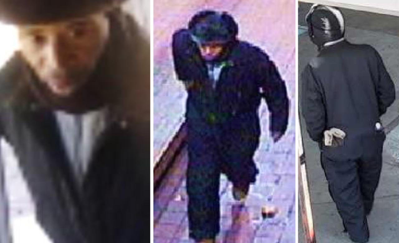 Metro Station Assault Suspect