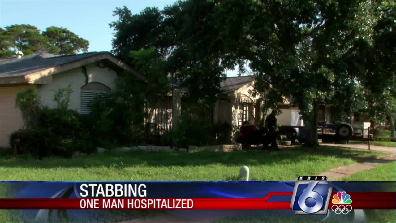 Stabbing on Alexandria