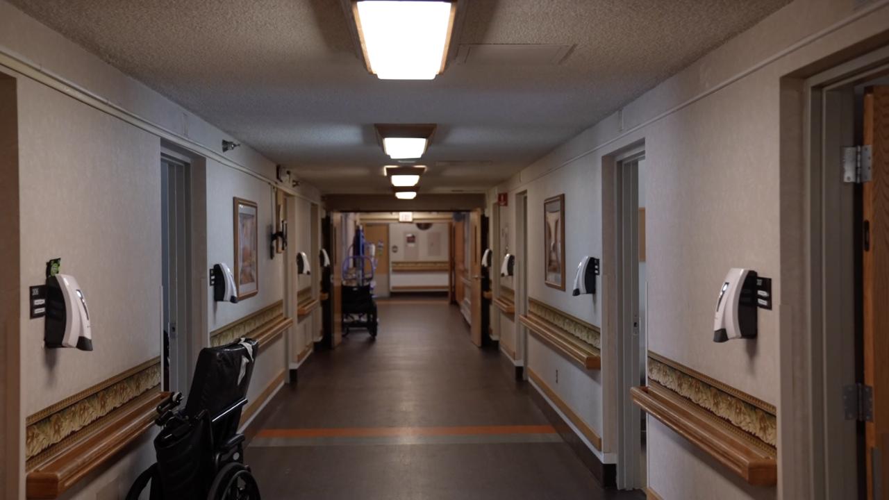Nursing homes facing financial problems, closures