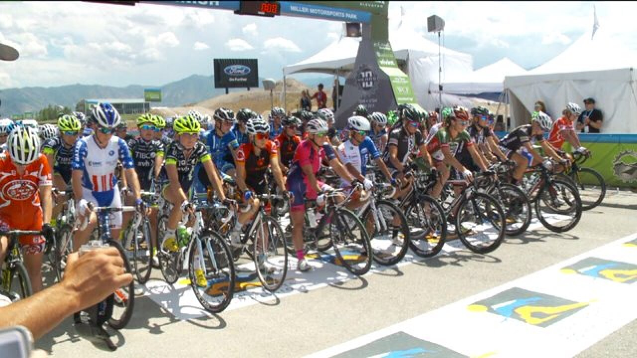 Tour of Utah features women's race for first time in event's history