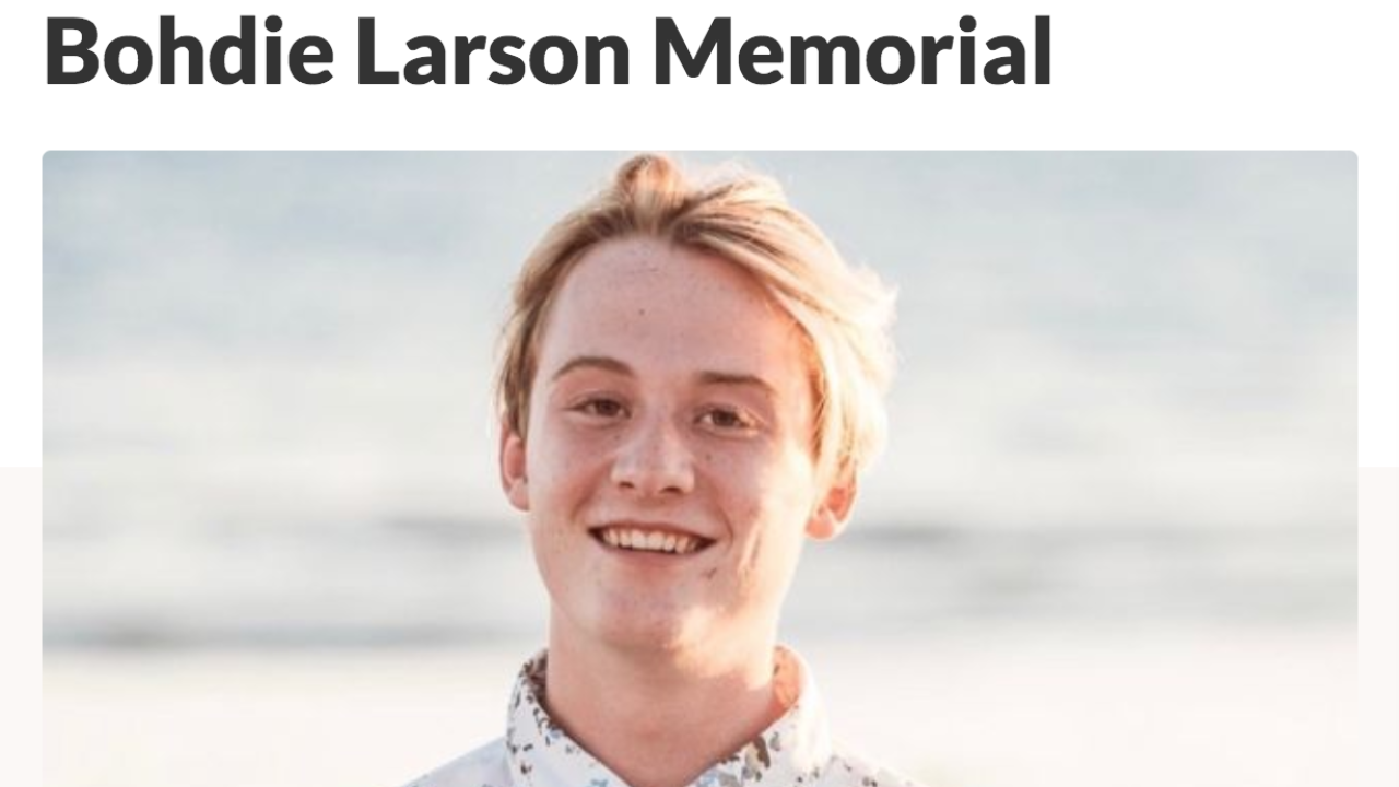 Bohdie Larson