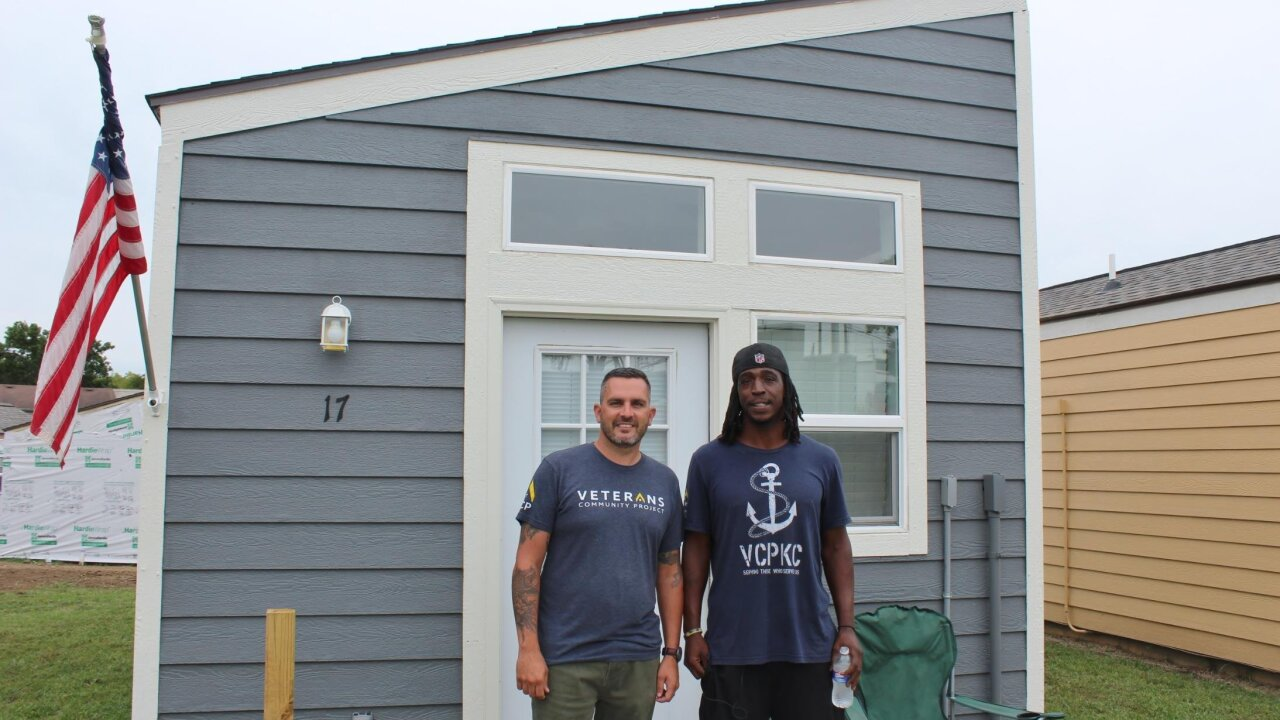 Veteran: Tiny houses for homeless vets make a lot of sense