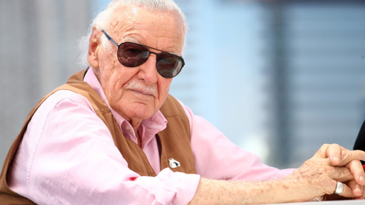 Celebs honor Marvel Comics legend Stan Lee