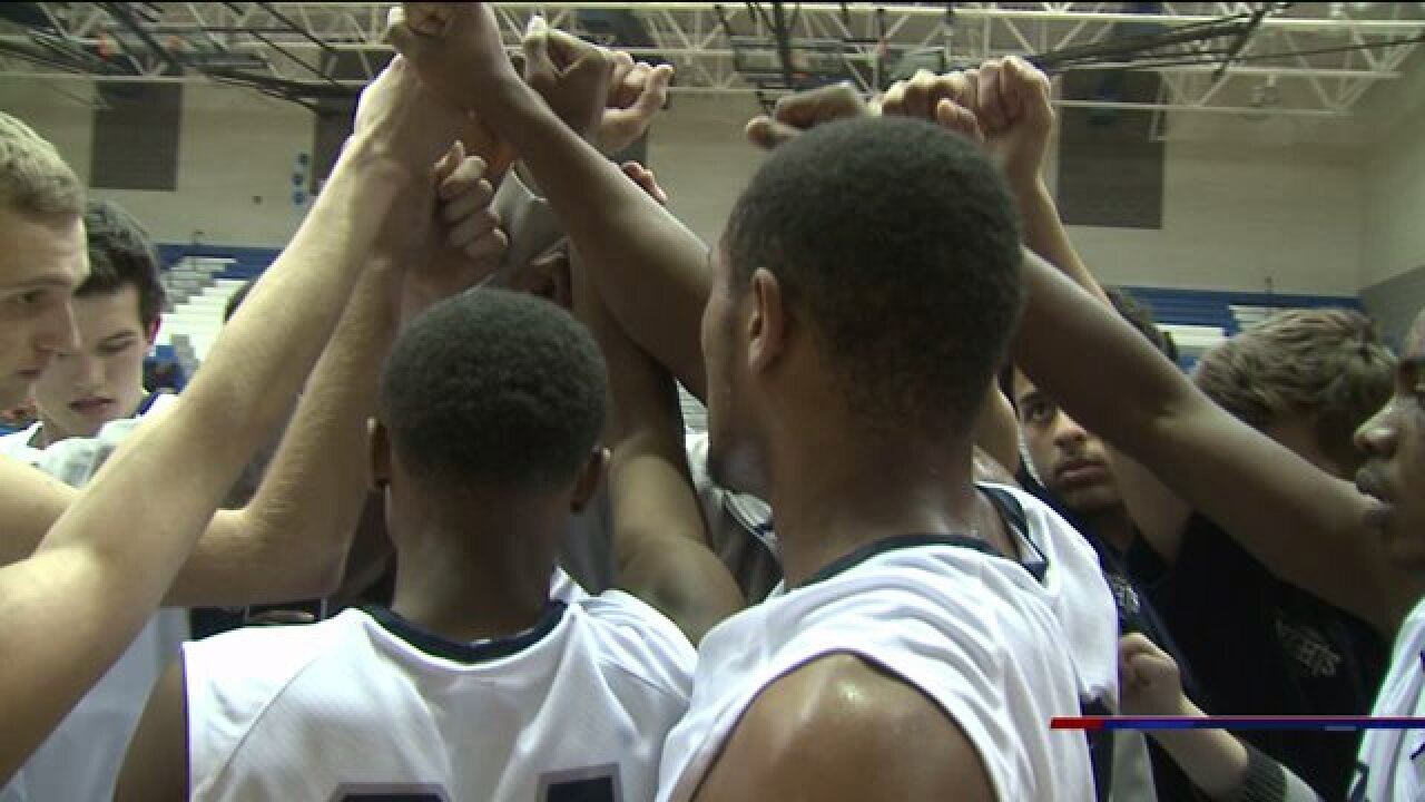 Video: High school basketball from December 22