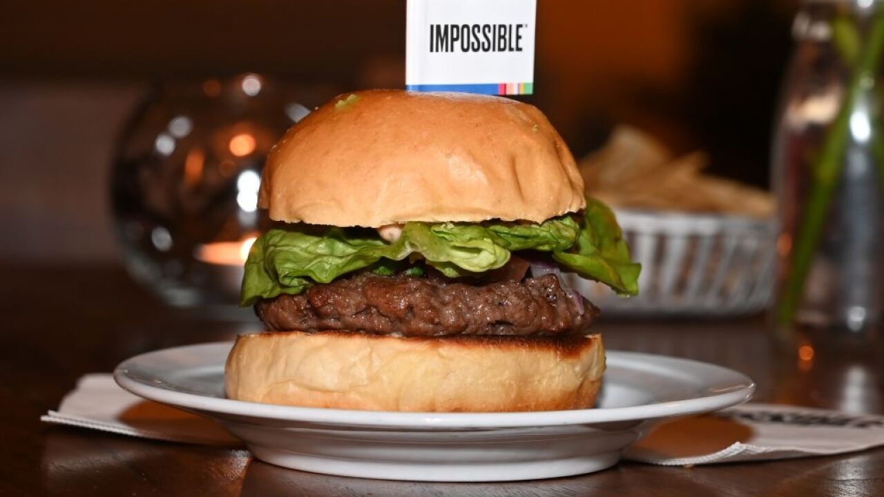 The Impossible Burger has arrived at Wegmans grocery stores in Virginia and N.C.
