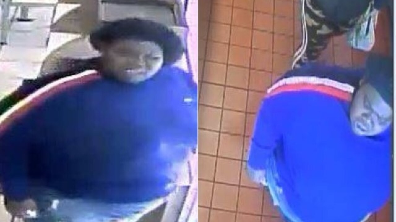 Woman charged after McDonald's assault