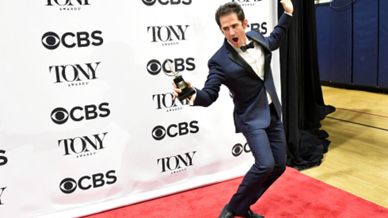St. Xavier alum earns Tony Award for 'Hamilton'