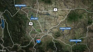 5 people dead in 4 recent crashes in north-central Montana