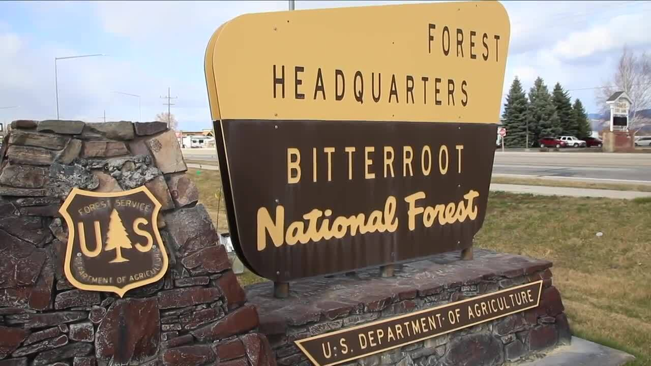 Bitterroot National Forest HQ