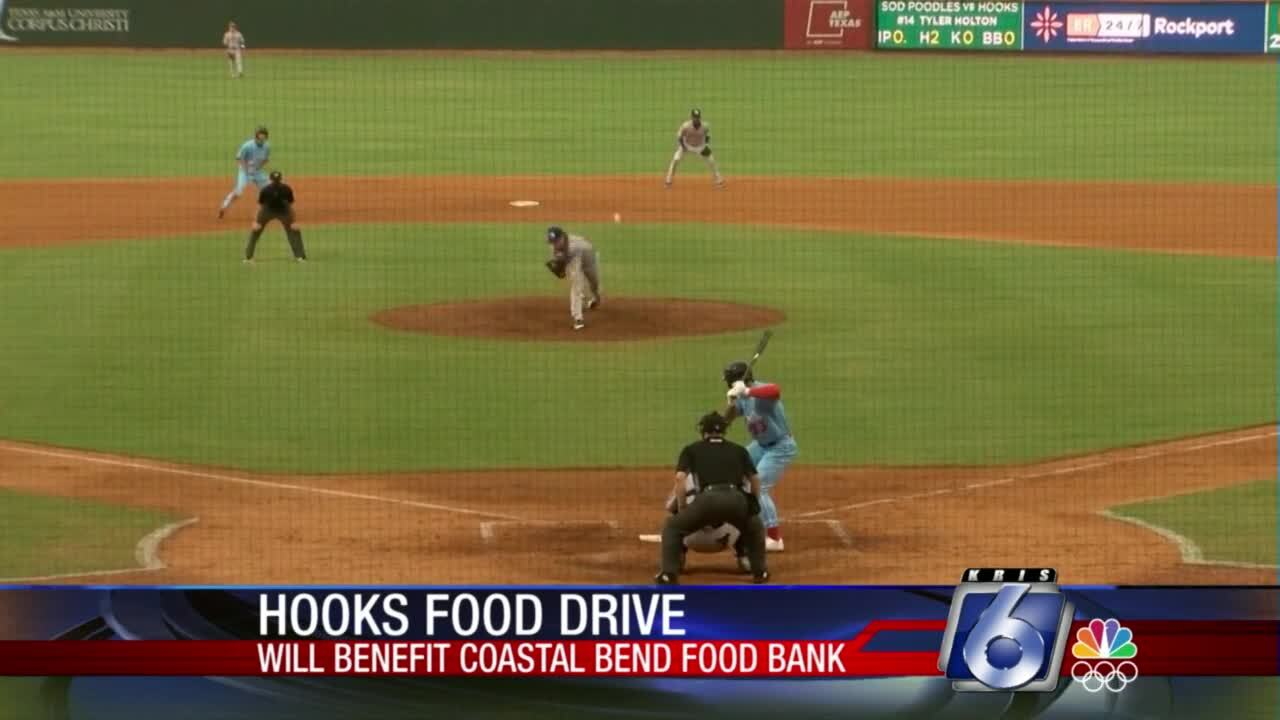 Hooks, Circle K team up to fight hunger