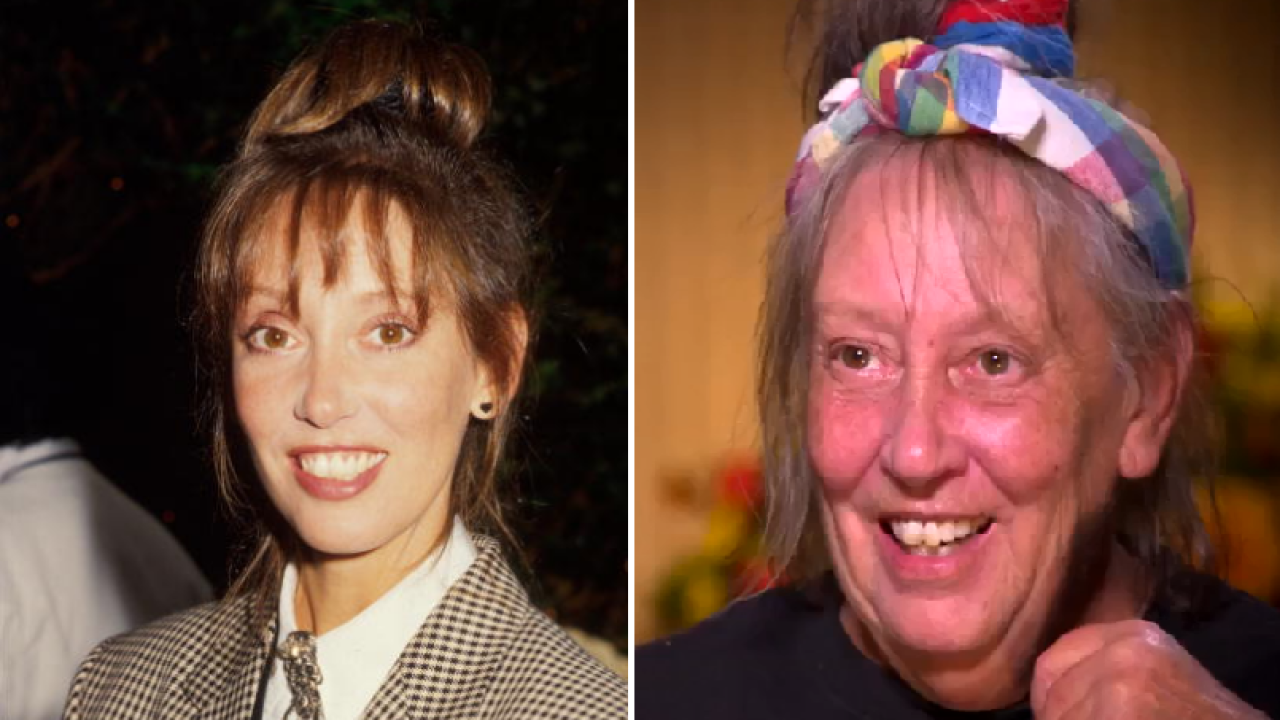 Shelley Duvall reveals she is mentally ill