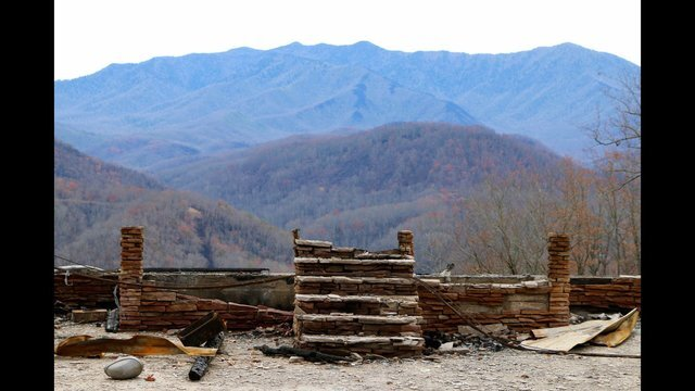 Photos: Gatlinburg after the wildfire