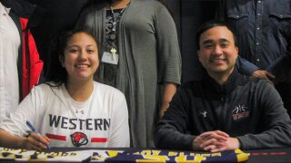 Box Elder's Lillian Gopher signs with Montana Western
