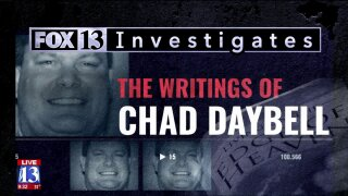 FOX 13 Investigates: Do Chad Daybell's books leave clues about missing Rexburgchildren?