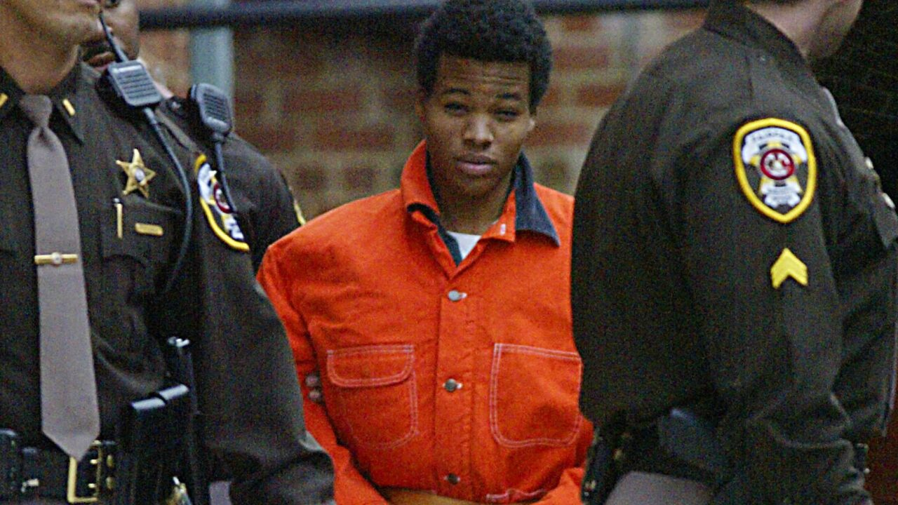 Supreme Court to hear why sniper Lee Boyd Malvo should be let out of prison