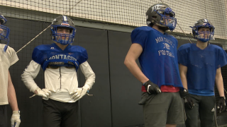 Montague sophomores help make the difference