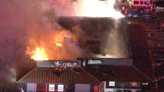 Carl's Jr. Fire