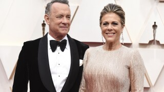 Tom Hanks confirms he and wife Rita Wilson have tested positive for coronavirus