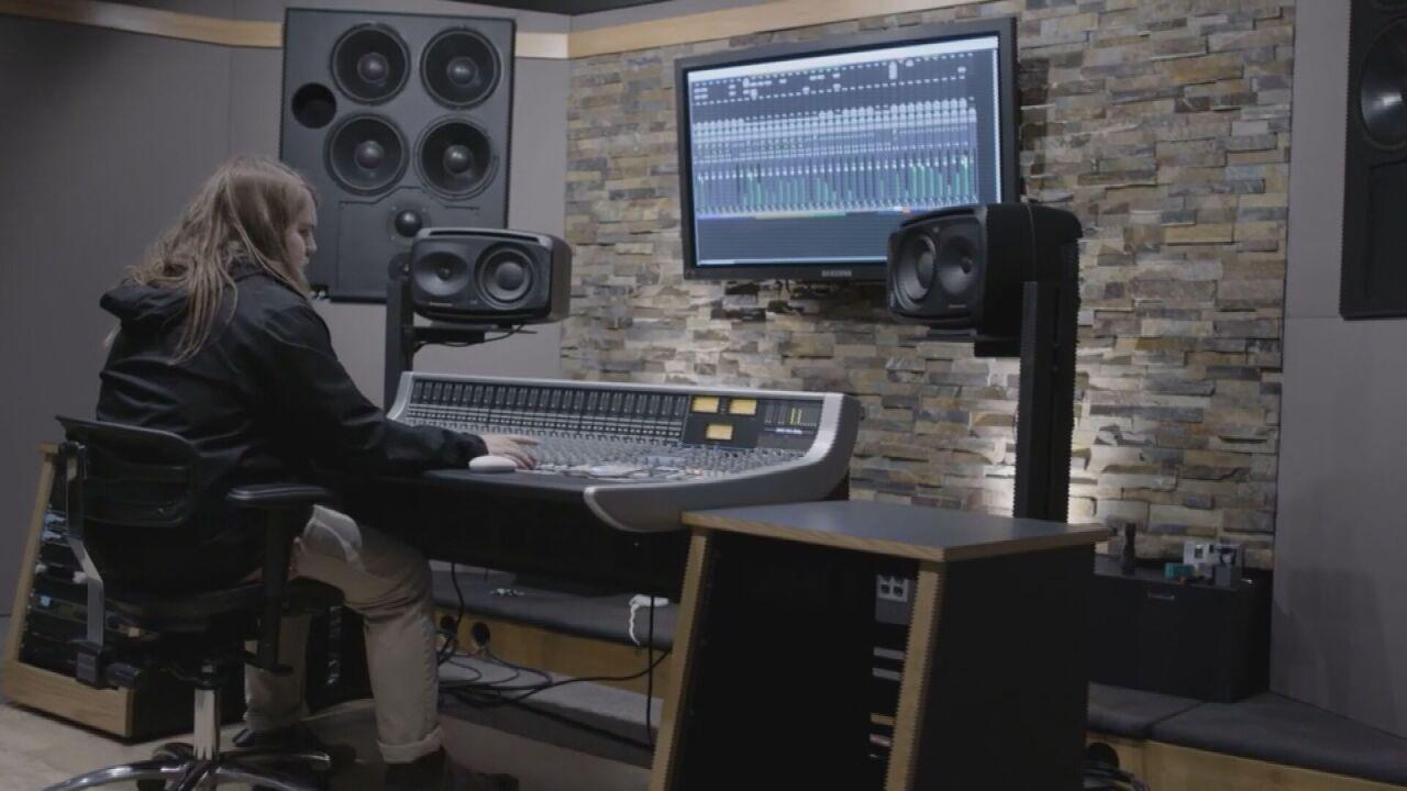 MTSU Recording Industry