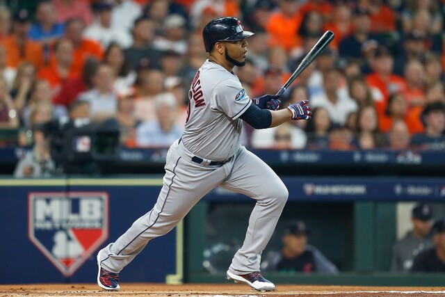 PHOTOS: Indians fall to Astros 7-2 in Game 1 of the ALDS
