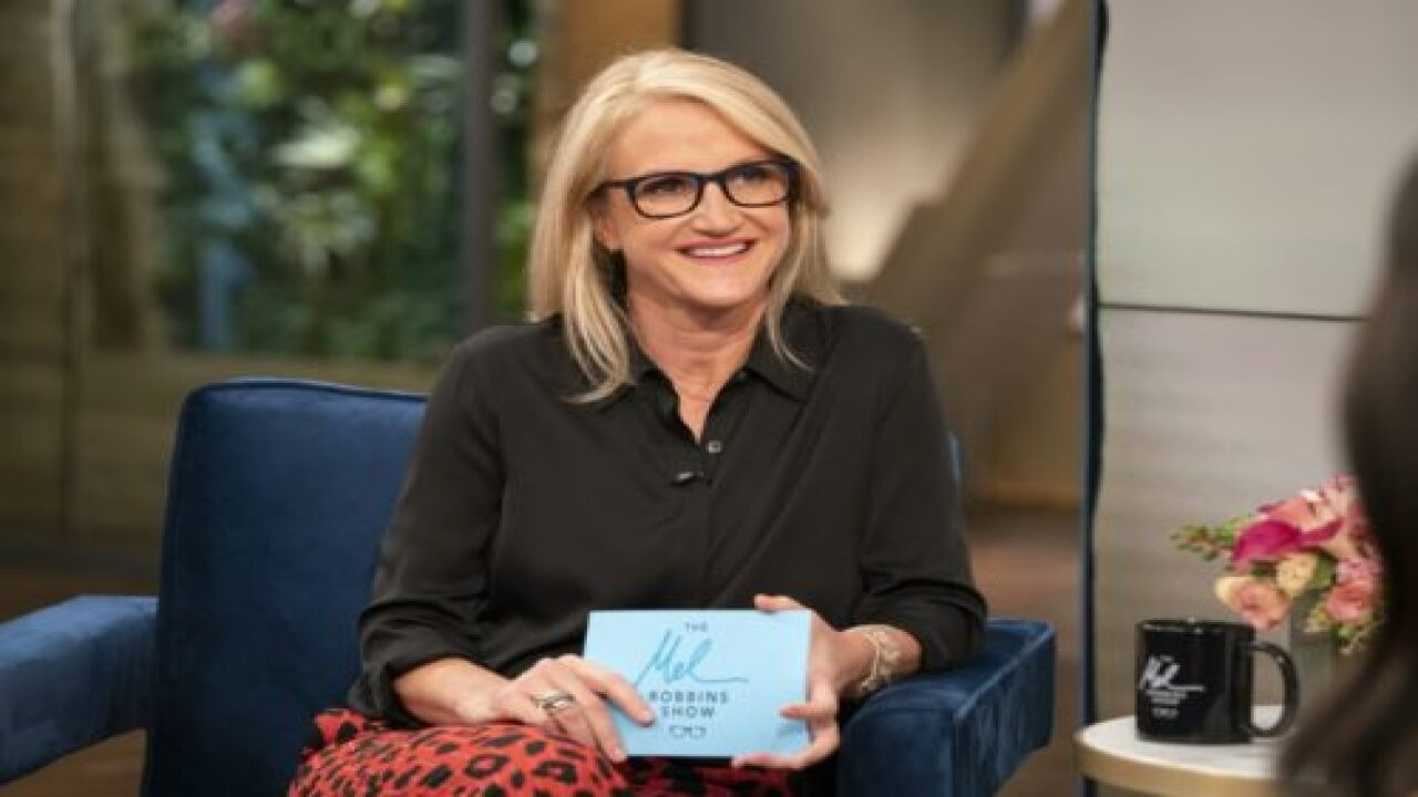 Talk Show Host Mel Robbins Explains Why None Of Us Are 'broken'
