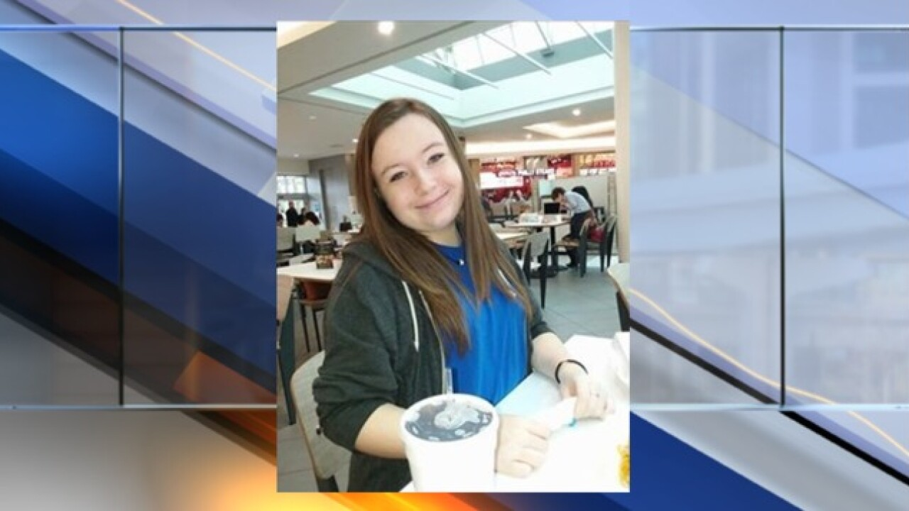 Columbia teen found after being reported missing