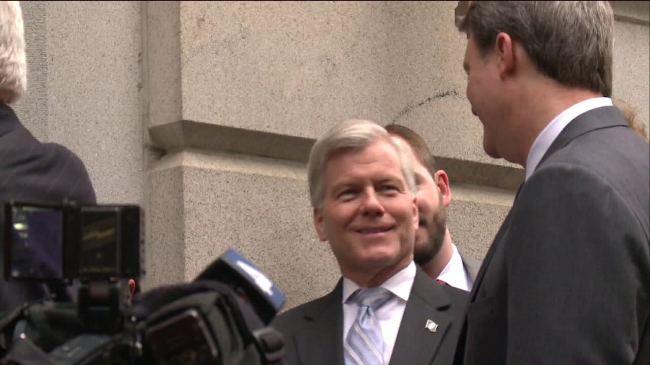 4pm Deadline for Government's response to Bob McDonnell's petition to remain free