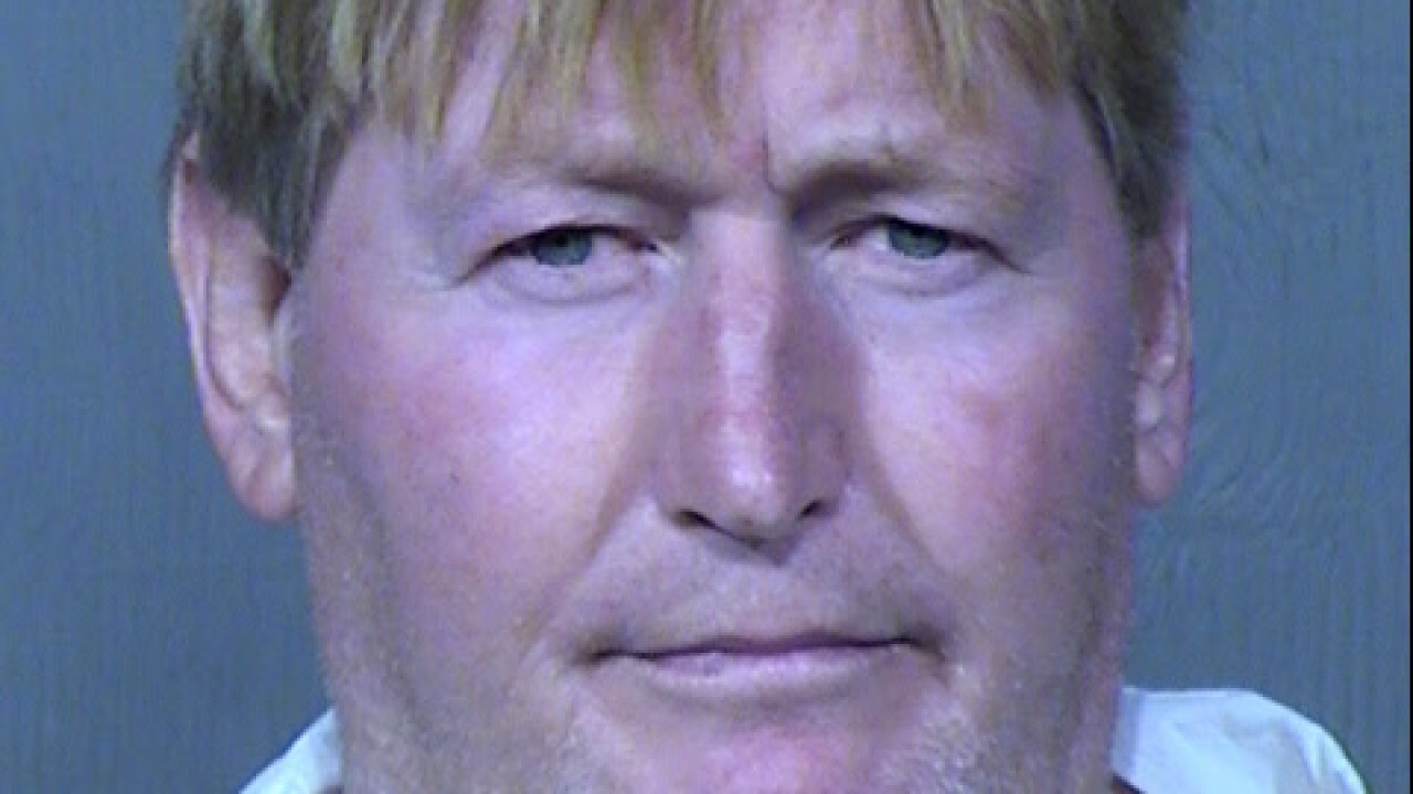 Police say an investigation into the death is continuing and it's unclear if a man arrested in the incident will now face additional charges. Officers responded to a reported overdose in Scottsdale on Feb. 3. Authorities say 63-year-old Gary Rundle gave Love heroin and poured hot water on her after she lost consciousness. Court records don't list an attorney who could comment on behalf of Rundle.
