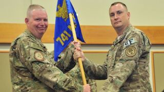 Squadron commander at Malmstrom AFB removed from position