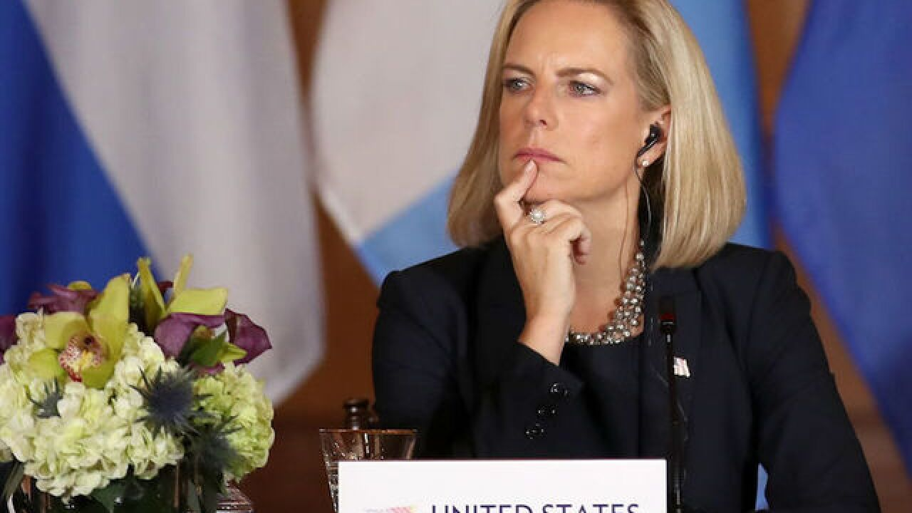 Trump eyes replacements for Kelly, Nielsen and others