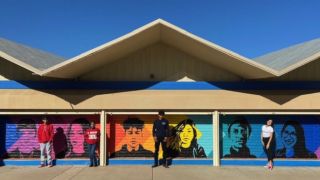 Mesa school's mural celebrates diversity, perseverance during pandemic