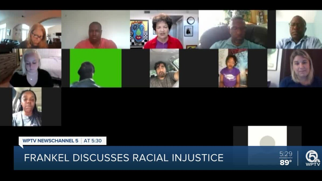 South Florida virtual forum on racial injustice and reform
