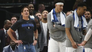 Mark Cuban says he plans to set up a program to pay Dallas arena workers furloughed by COVID-19